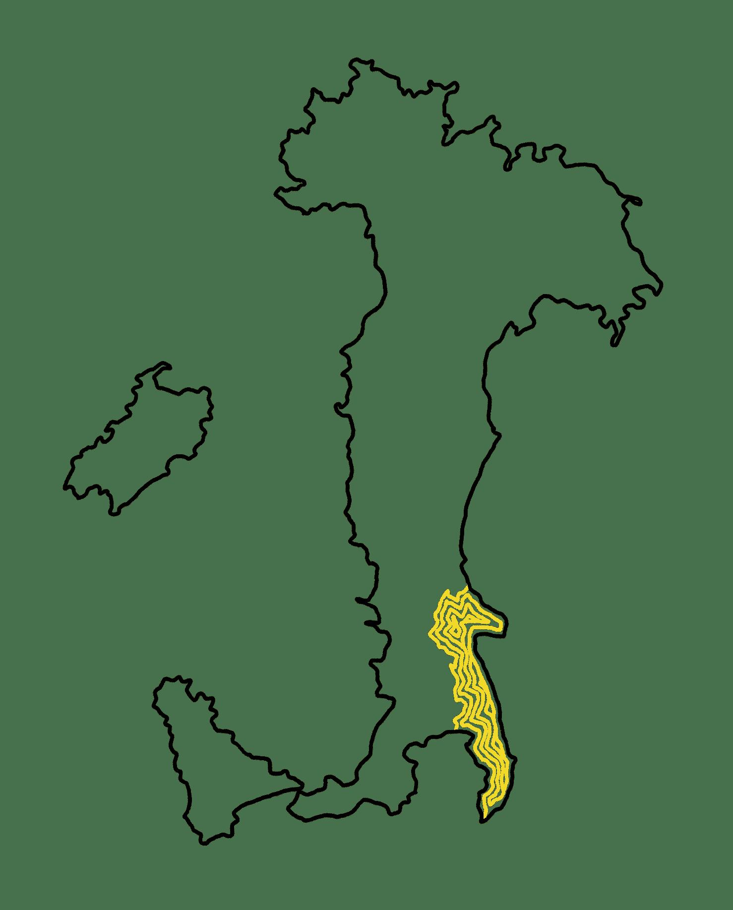 Region: Apulien N°001 Primitivo di Manduria