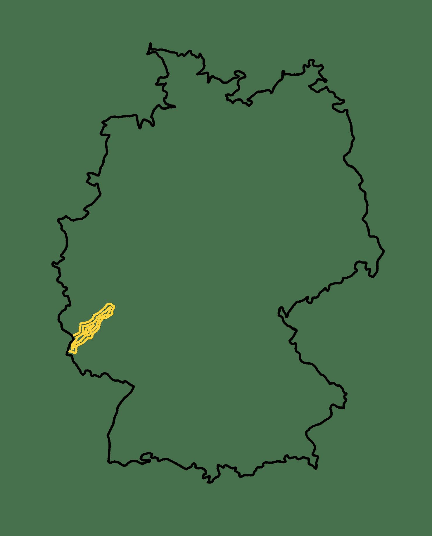 Region: Mosel N°006 Riesling