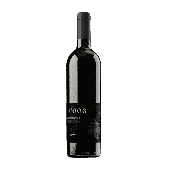 GourmetPool N003 Cuvée Rouge Vorderseite