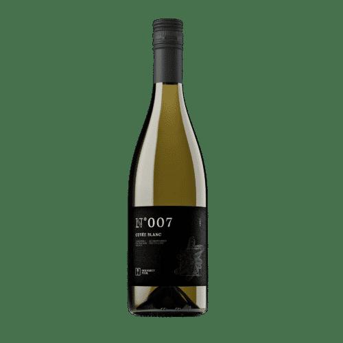 GourmetPool N007 Cuvée Blanc Vorderseite