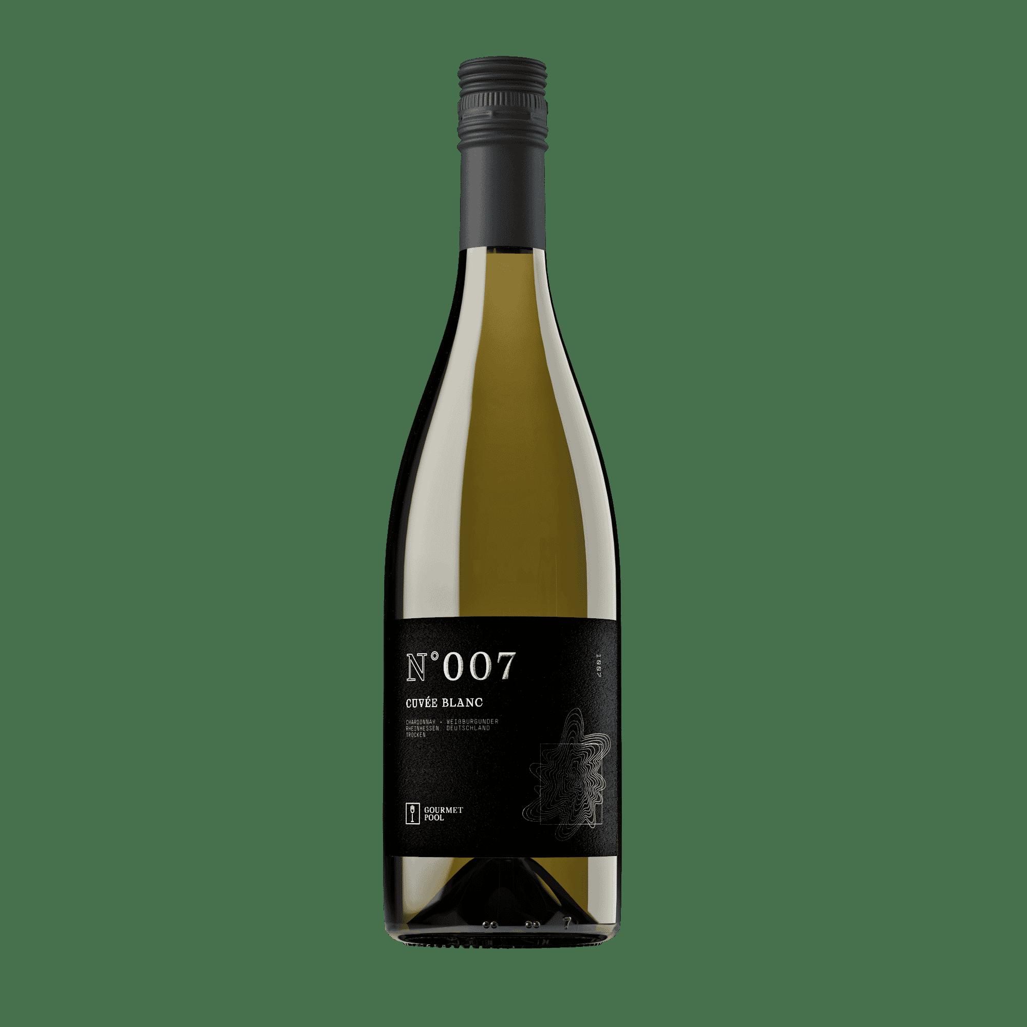 N°007 Cuvée Blanc