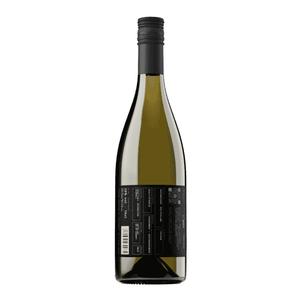 GourmetPool N007 Cuvée Blanc Rückseite